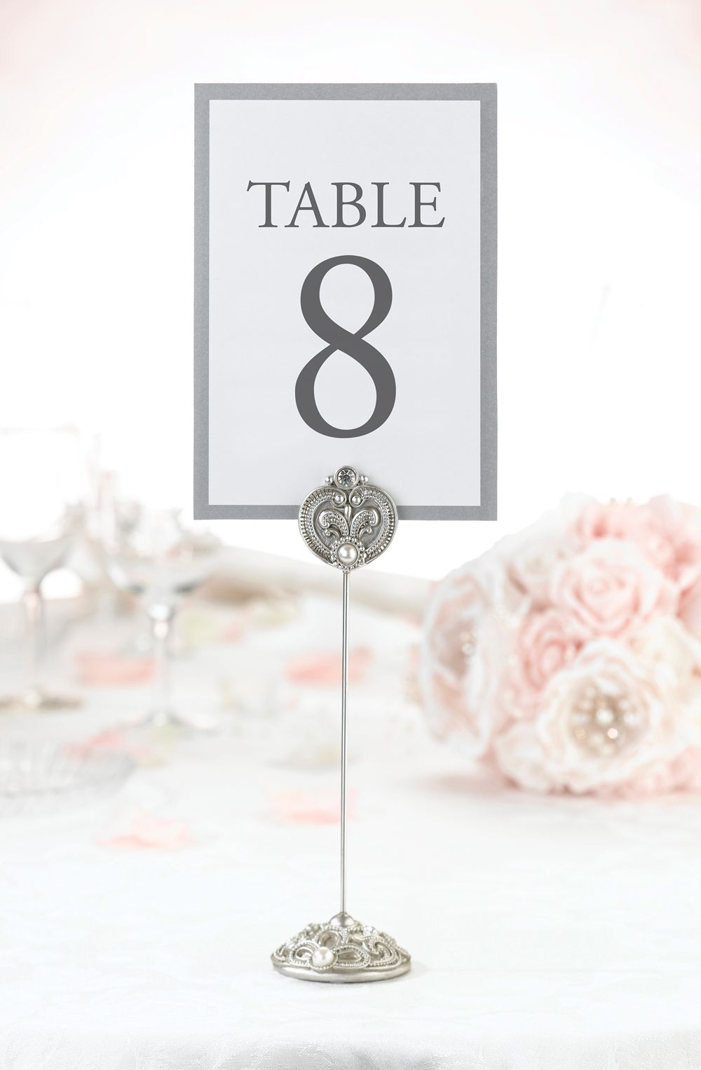 Table Decorations and Party Place Markers