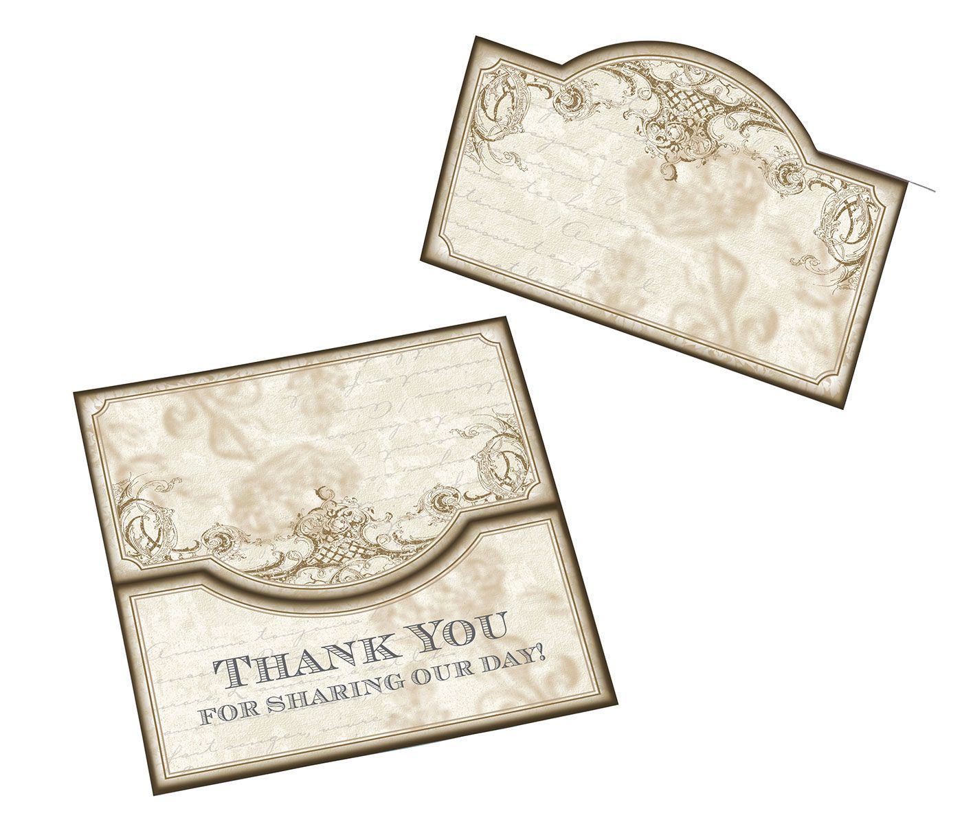 the wedding cabinet set of 24 vintage gold place cards