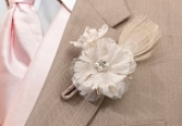 hessian artificial buttonhole