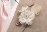 hessian artificial buttonhole