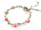 FG headband pinkroses large