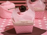 Sf towelfavour cupcake pink1