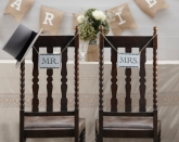 GR AF mr and mrs chair signs2