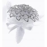 artificial diamante bouquet1