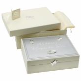 amore keepsake box ivory