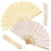 lace fans