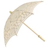 ivory alice lace parasol2