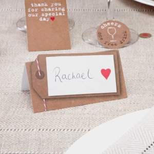 CSC placecards justmytype