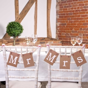 CSC chairbunting mrandmrs justmytype