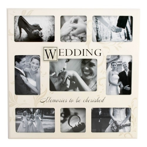 The Wedding Cabinet New View Wedding Multi Aperture Picture Frame